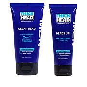 Thick Head Shampoo and Gel Starter Kit