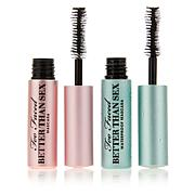 Too Faced Better Than Sex Travel Size Mascara Duo