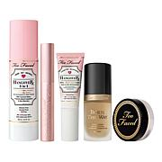 Too Faced Prime, Set and Perfect Light Beige Fresh Face in 5 Set