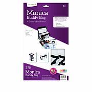 "Totally Tiffany 3-pack ""Monica"" Buddy Bag"