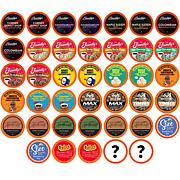 Two Rivers Coffee 40ct Coffee Lovers Variety Sampler