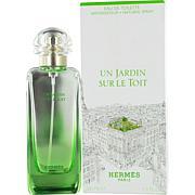 Un Jardin Sur Le Toit by Hermes EDT - Women 3.4 fl. oz.