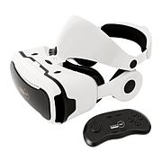 Utopia Virtual Reality Headset with Built-In Headphones