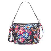 Vera Bradley Carson Quilted Print Shoulder Bag