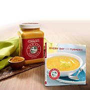 Wakaya Perfection 1 lb. Turmeric with Recipe Book