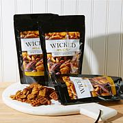 Wicked Mix 3-pack Spicy Original Snack Mix
