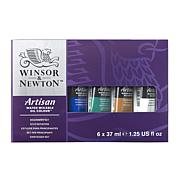 Winsor & Newton Artisan Water Mixable Oil Color Beginners Set - 6pk