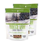 Winter Bark Oven Roasted Duck Recipe Dog Treats 2 Pack 5 oz