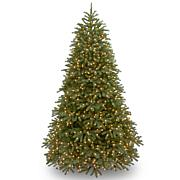 "Winter Lane Jersey Fraser ""Feel-Real"" Fir Hinged Tree"