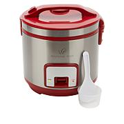 Wolfgang Puck 10-Cup Electric Rice Cooker and Steamer