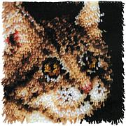 "Wonderart 12"" x 12"" Latch Hook Kit"