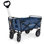 Wonderfold Wagon Utility Folding Wagon with Stand