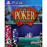 World Poker Championship - PlayStation 4
