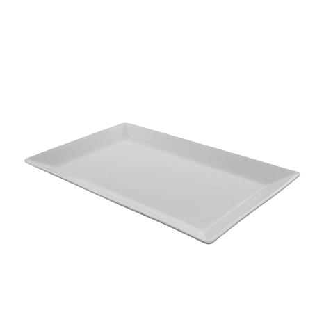 10 Strawberry St Elite Rectangle Plate - 8-3/8""