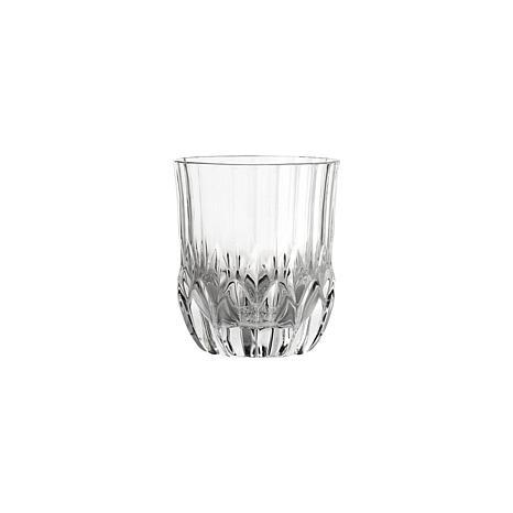 10 Strawberry Street Adagio 10 oz. DOF Crystal Glass Set of 6