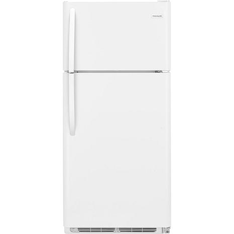18 Cu. Ft. Top Freezer Refrigerator - White