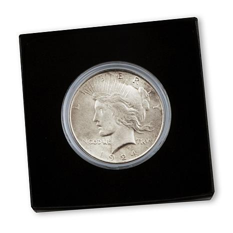 1924 Uncirculated Silver Peace Dollar