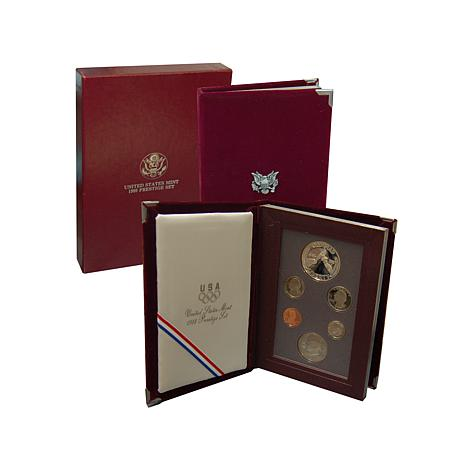 1988 S-Mint Prestige Proof Set