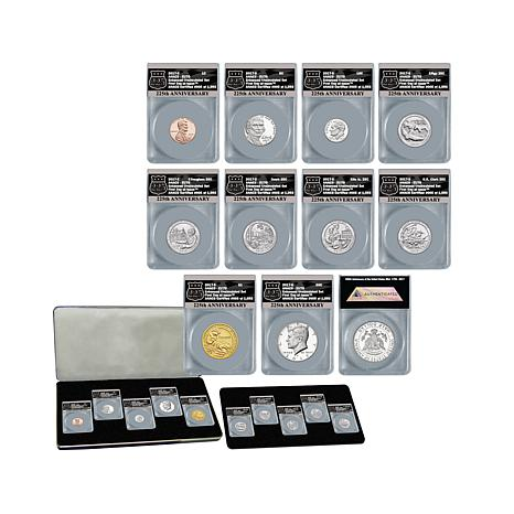 2017 EU70 San Francisco  US Mint 225th Anniversary Set