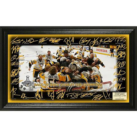 "2017 Stanley Cup Champions ""Celebration"" Signature Rink"