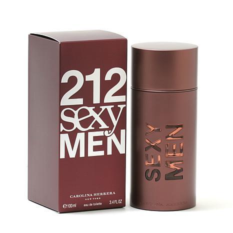 212 Sexy Men By Carolina Herrera 3.3 oz. Eau De Toilette Spray