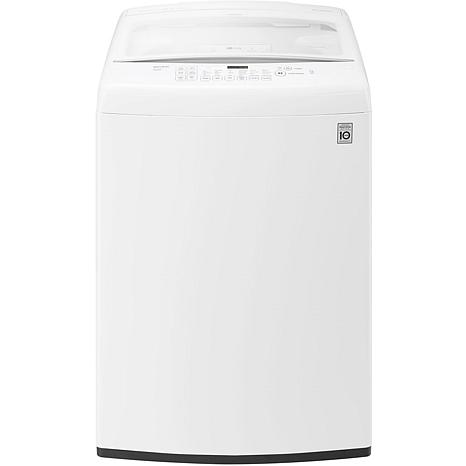4.5 Cu. Ft. Ultra Large High Efficiency Top Load Washer - White