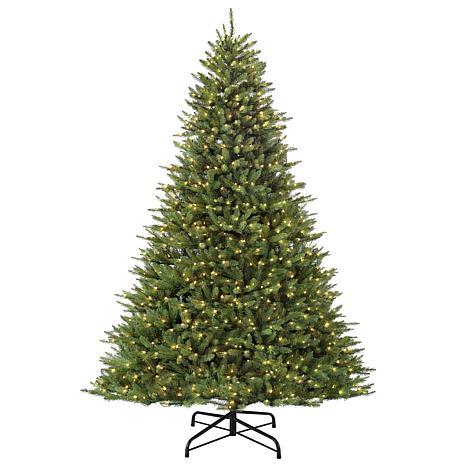 9 Artificial Christmas Tree.9 Franklin Fir Artificial Christmas Tree W 1000 Clear Lights