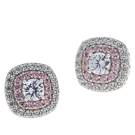 Details about  /Natural Pave Diamond Spider Stud Earrings 925 Sterling Silver Fine Jewelry GG