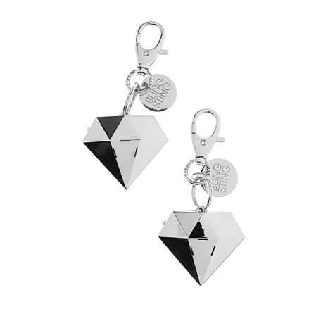 Ahh!-larm Personal Alarm by Blingsting 2-pack