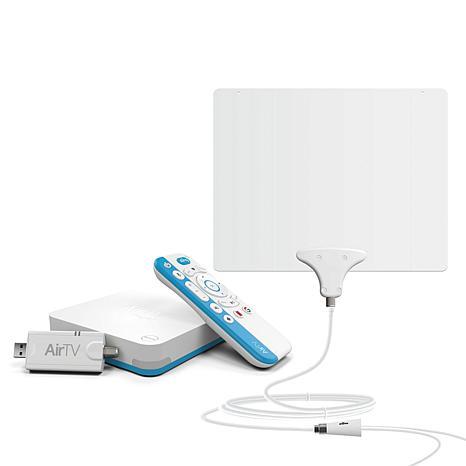 AirTV 4K Ultra HD Streaming Media Player & Mohu Antenna