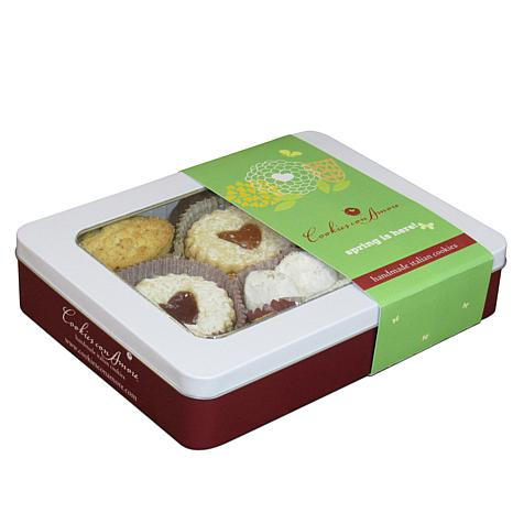 Alder Creek Assorted Italian Cookies in Tin