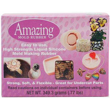 Alumilite Corp Amazing Mold Rubber Kit .77-pounds
