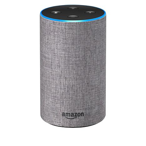 Amazon Echo 2nd Generation Voice Command Smart Speaker