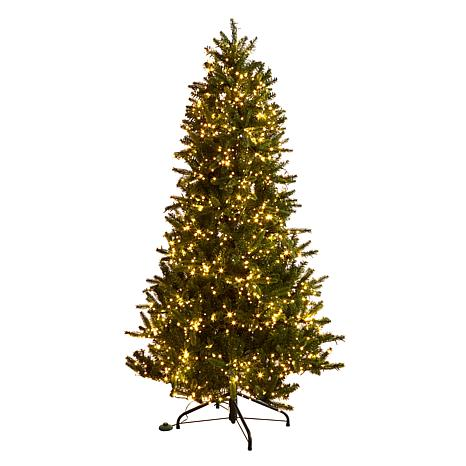 American Tree & Wreath™ 5' Starry Light Tree with EZ Power