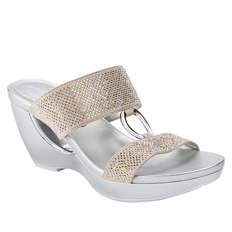 Andrew Geller Aylee Fashion Wedge Sandal