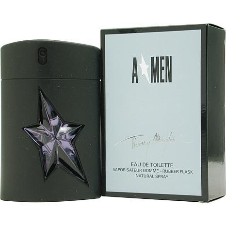 Angel 1.0 fl. oz. Eau de Toilette Spray - Rubber Bottle