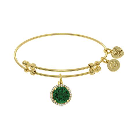 Angelica May Birthstone-Inspired Expansion Bracelet