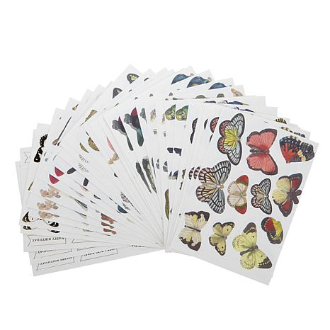 Anna Griffin® All About Birds and Butterflies Die-Cuts