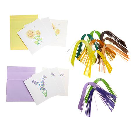Anna Griffin Create A Quill Diy Quilling Card Kit Sunflower