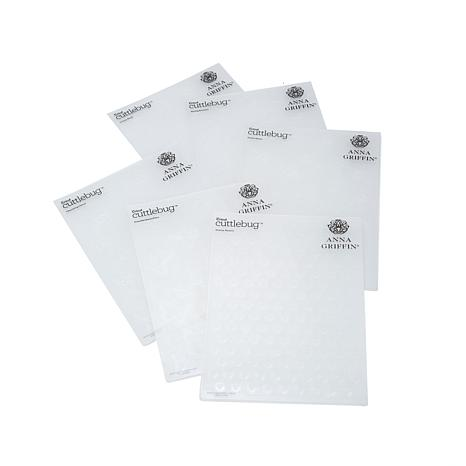 Anna Griffin® Cuttlebug™ Letterpress 6pc Folder Set