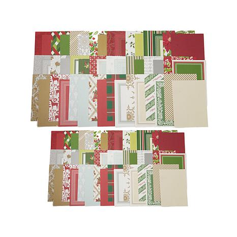 Anna Griffin® Holiday Cardstock Layers