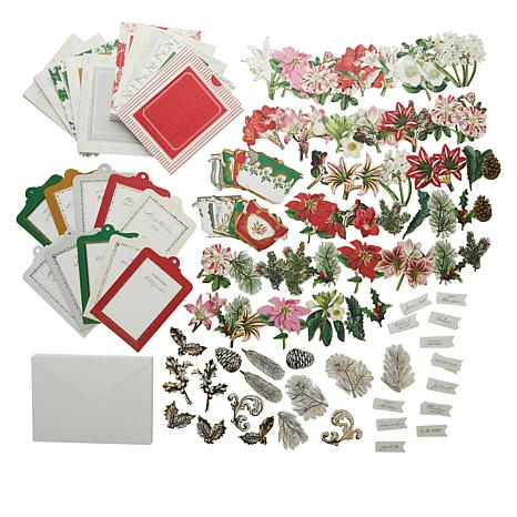 Anna Griffin® Holiday Home Slider Card Making Kit