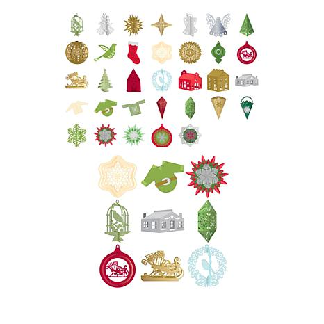 Anna Griffin® Ornaments Cricut® Digital Cartridge