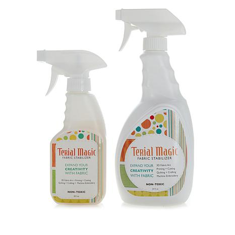 Anna Griffin® Terial Magic Fabric Stabilizer 32 oz.