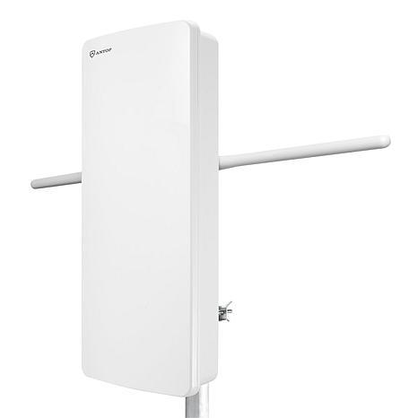 ANTOP AT-800SBS Indoor/Outdoor 85-Mile Range TV Antenna w/Accessories