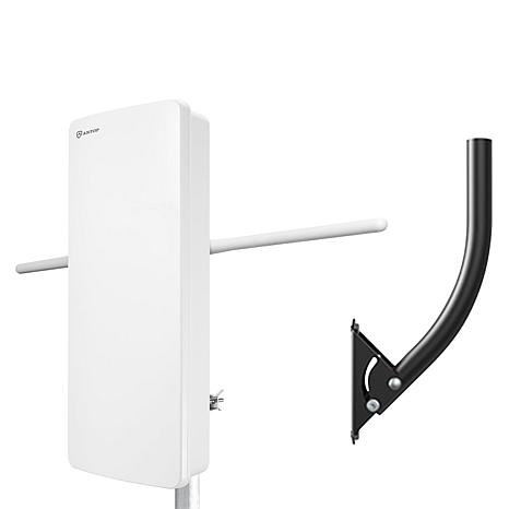 ANTOP AT-800SBSJ 2-in-1 Indoor/Outdoor 85-Mile Antenna with Stand