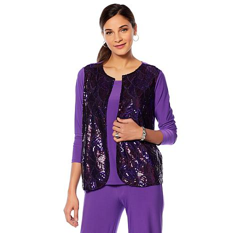 """Antthony """"Great Gatsby"""" Sequin Jacket"""