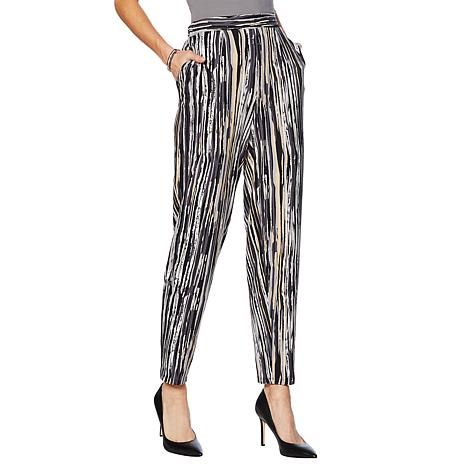 """Antthony """"Luscious Knit"""" Flat-Front Jogger Pant"""