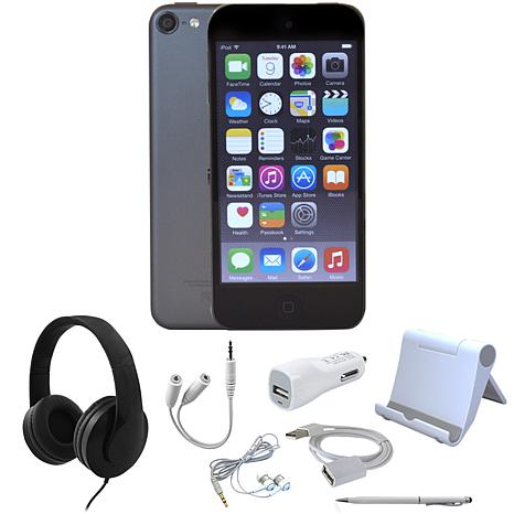 Apple iPod Touch 7th Generation 32GB with Headphones and Accessories