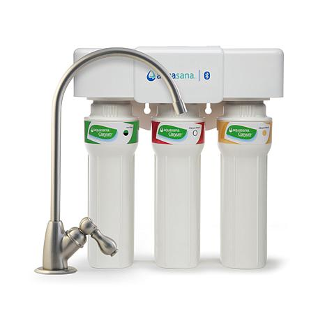 Aquasana 3-Stage Max Flow Under-the-Sink Water Filtration